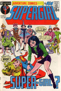 Cover for Adventure Comics (DC, 1938 series) #404