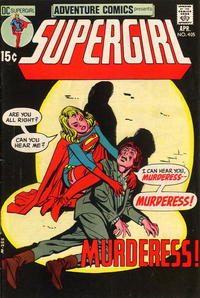 Cover Thumbnail for Adventure Comics (DC, 1938 series) #405