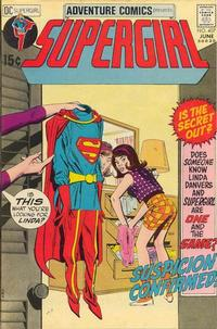 Cover Thumbnail for Adventure Comics (DC, 1938 series) #407