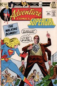 Cover Thumbnail for Adventure Comics (DC, 1938 series) #413