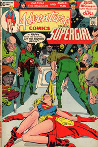 Cover for Adventure Comics (DC, 1938 series) #415