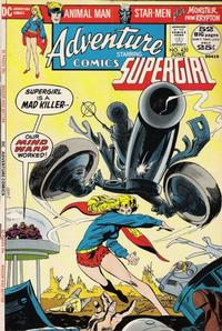 Cover Thumbnail for Adventure Comics (DC, 1938 series) #420