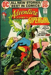 Cover Thumbnail for Adventure Comics (DC, 1938 series) #421