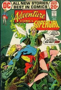 Cover Thumbnail for Adventure Comics (DC, 1938 series) #421