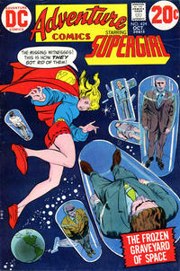 Cover Thumbnail for Adventure Comics (DC, 1938 series) #424
