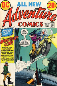 Cover Thumbnail for Adventure Comics (DC, 1938 series) #426