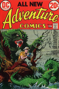 Cover Thumbnail for Adventure Comics (DC, 1938 series) #427