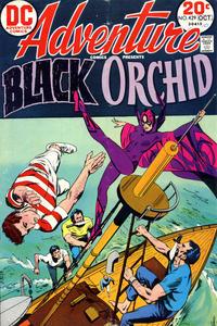 Cover Thumbnail for Adventure Comics (DC, 1938 series) #429