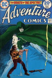 Cover Thumbnail for Adventure Comics (DC, 1938 series) #431