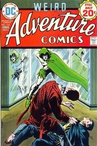 Cover Thumbnail for Adventure Comics (DC, 1938 series) #434