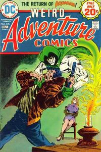 Cover Thumbnail for Adventure Comics (DC, 1938 series) #435