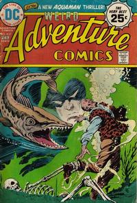 Cover Thumbnail for Adventure Comics (DC, 1938 series) #437