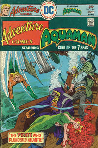 Cover Thumbnail for Adventure Comics (DC, 1938 series) #441