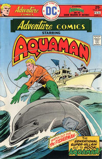 Cover Thumbnail for Adventure Comics (DC, 1938 series) #443