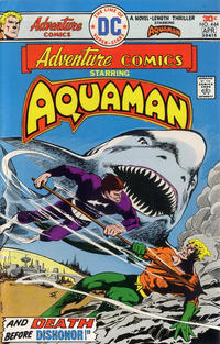 Cover Thumbnail for Adventure Comics (DC, 1938 series) #444