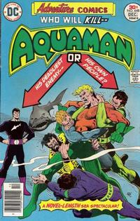 Cover Thumbnail for Adventure Comics (DC, 1938 series) #448