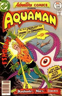 Cover Thumbnail for Adventure Comics (DC, 1938 series) #451