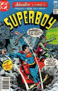 Cover Thumbnail for Adventure Comics (DC, 1938 series) #454
