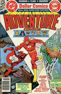 Cover Thumbnail for Adventure Comics (DC, 1938 series) #465