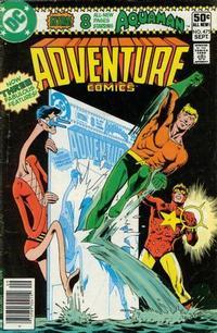 Cover Thumbnail for Adventure Comics (DC, 1938 series) #475