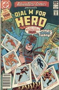 Cover Thumbnail for Adventure Comics (DC, 1938 series) #483