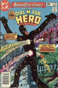 Cover for Adventure Comics (DC, 1938 series) #490