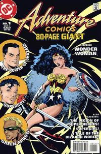 Cover Thumbnail for Adventure Comics 80-Page Giant (DC, 1998 series) #1