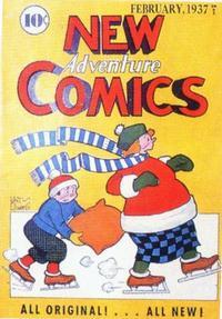 Cover Thumbnail for New Adventure Comics (DC, 1937 series) #v2#1 [13]