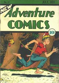 Cover Thumbnail for New Adventure Comics (DC, 1937 series) #v2#5 (17)