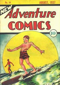 Cover Thumbnail for New Adventure Comics (DC, 1937 series) #v2#6 (18)