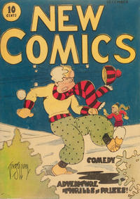 Cover Thumbnail for New Comics (DC, 1935 series) #v1#1