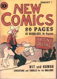 Cover Thumbnail for New Comics (DC, 1935 series) #v1#2