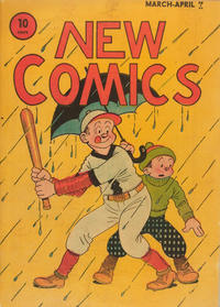 Cover Thumbnail for New Comics (DC, 1935 series) #v1#4