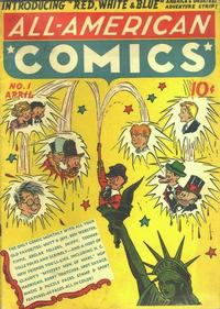 Cover Thumbnail for All-American Comics (DC, 1939 series) #1