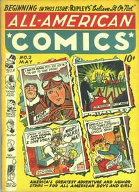 Cover Thumbnail for All-American Comics (DC, 1939 series) #2