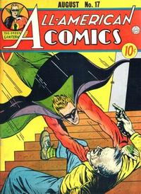 Cover Thumbnail for All-American Comics (DC, 1939 series) #17