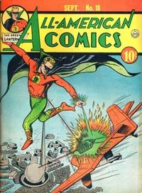 Cover Thumbnail for All-American Comics (DC, 1939 series) #18