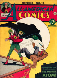 Cover Thumbnail for All-American Comics (DC, 1939 series) #19