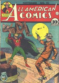 Cover Thumbnail for All-American Comics (DC, 1939 series) #20