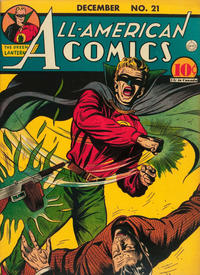 Cover Thumbnail for All-American Comics (DC, 1939 series) #21