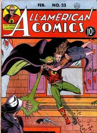 Cover Thumbnail for All-American Comics (DC, 1939 series) #23