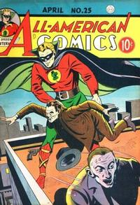 Cover Thumbnail for All-American Comics (DC, 1939 series) #25