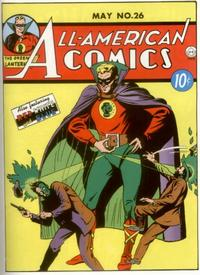 Cover Thumbnail for All-American Comics (DC, 1939 series) #26