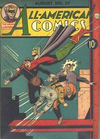 Cover Thumbnail for All-American Comics (DC, 1939 series) #29