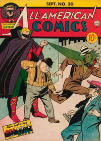 Cover Thumbnail for All-American Comics (DC, 1939 series) #30