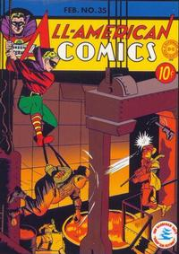 Cover Thumbnail for All-American Comics (DC, 1939 series) #35