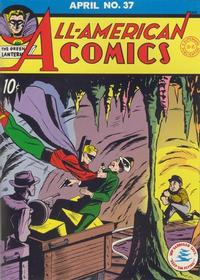 Cover Thumbnail for All-American Comics (DC, 1939 series) #37