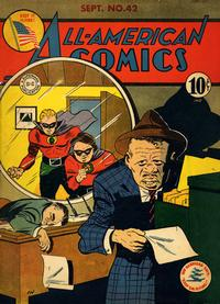 Cover Thumbnail for All-American Comics (DC, 1939 series) #42