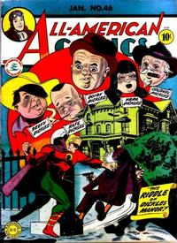 Cover Thumbnail for All-American Comics (DC, 1939 series) #46