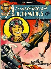 Cover Thumbnail for All-American Comics (DC, 1939 series) #47